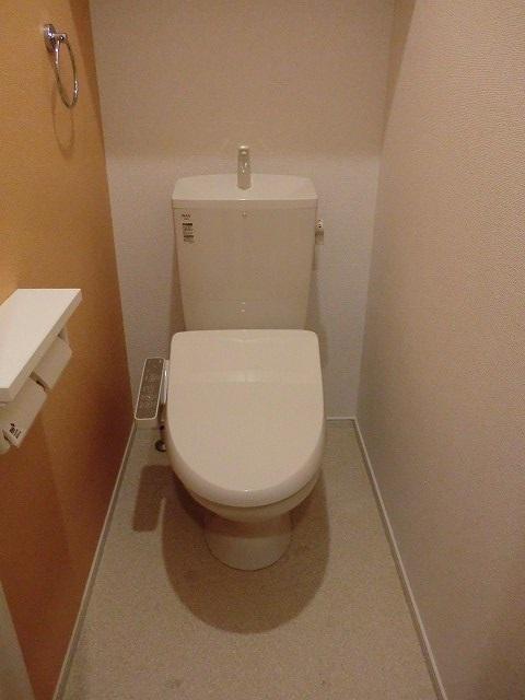 アリエッタ Ⅰ 02010号室のトイレ