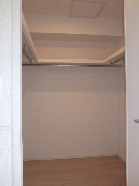 アリエッタ Ⅰ 02020号室の収納