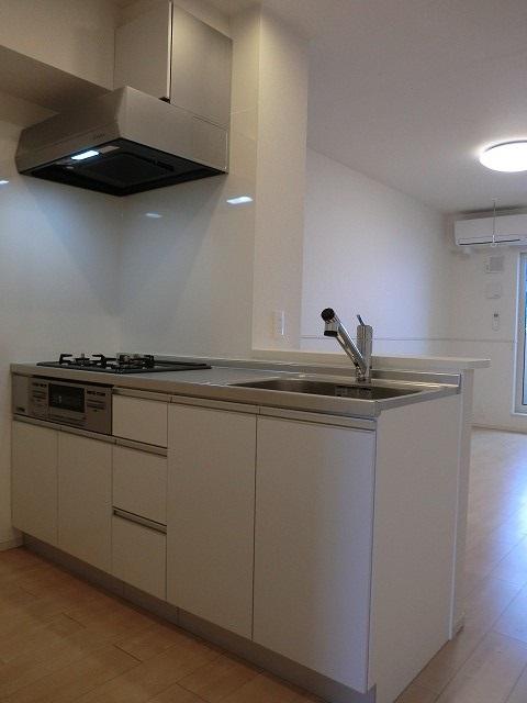 アリエッタ Ⅰ 02020号室のキッチン