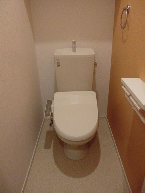 アリエッタ Ⅰ 02020号室のトイレ