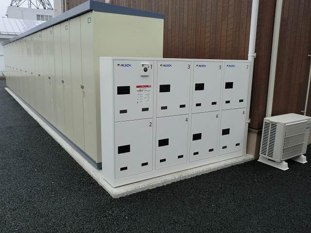 アリエッタ Ⅱ 02010号室の設備