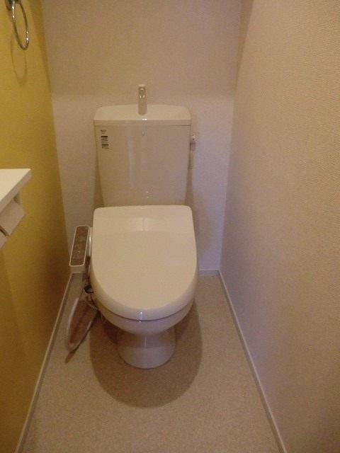 アリエッタ Ⅱ 02010号室のトイレ