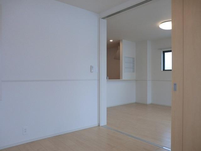 アリエッタ Ⅲ 02040号室の居室