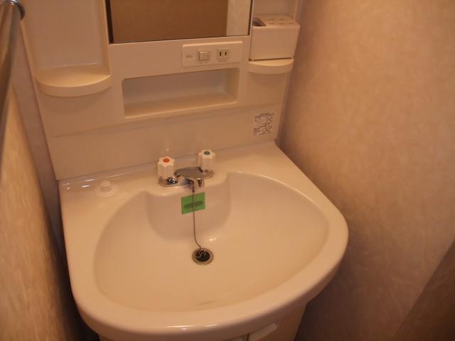 エスポワール 102号室の洗面所