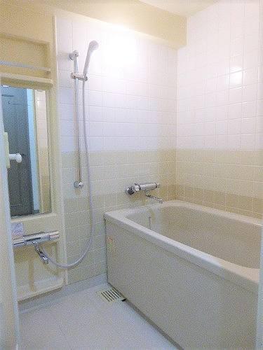 ライオンズマンション高崎 502号室の風呂