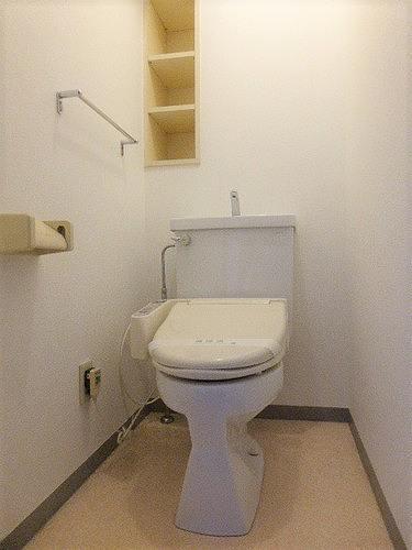 ライオンズマンション高崎 502号室のトイレ