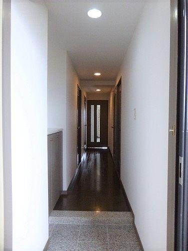 ライオンズマンション高崎 502号室の玄関