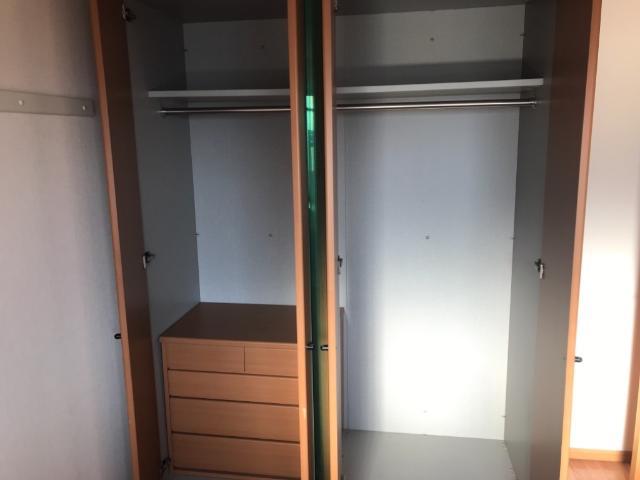 ファンファン 201号室の収納