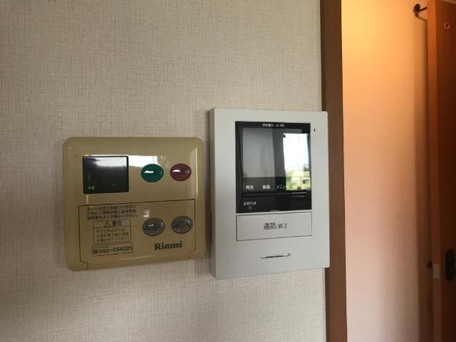 ファンファン 201号室のセキュリティ