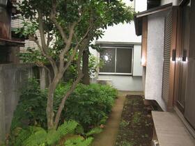 前田荘の外観