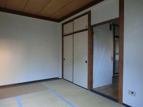 菅原マンション 201号室のリビング