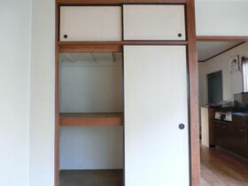 菅原マンション 201号室の収納