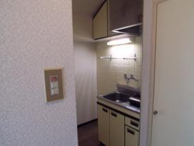 ユースフル笹塚・No.2 501号室のキッチン