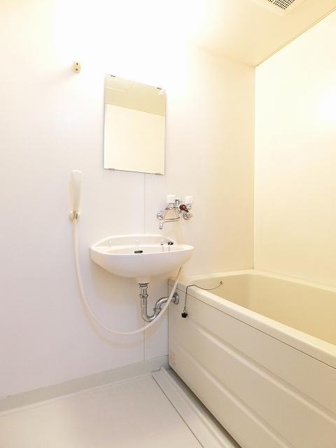 エルディム斉藤 02020号室の洗面所