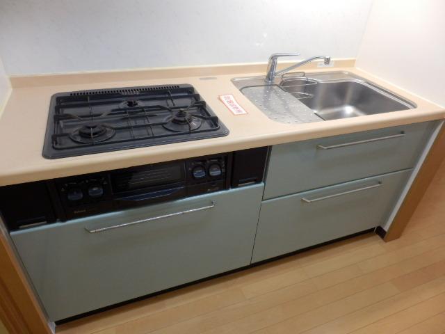 アストラーレ 601号室のキッチン