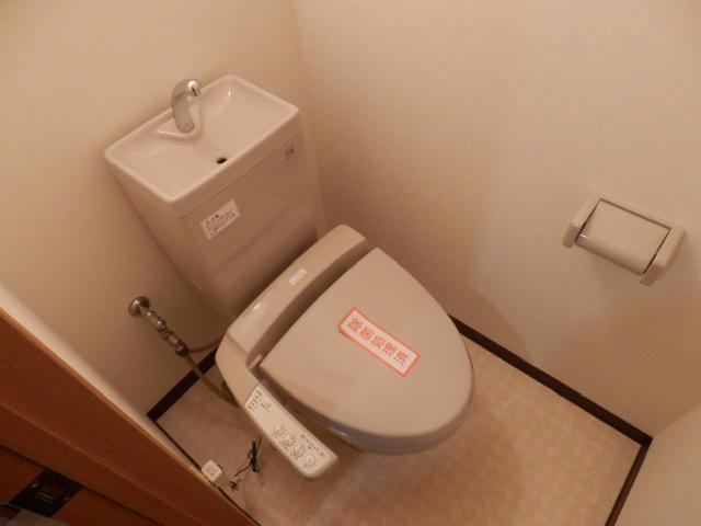 アストラーレ 601号室のトイレ