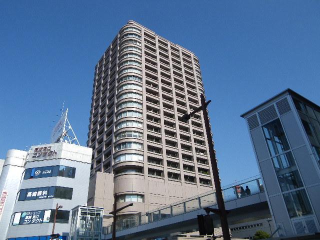 高崎タワー21外観写真