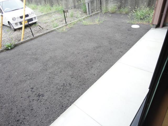 プランドール光円 103号室の収納