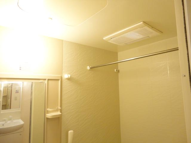プランドール光円 103号室の風呂