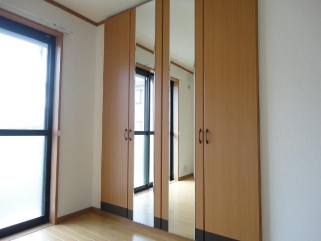 プランドール光円 103号室の洗面所