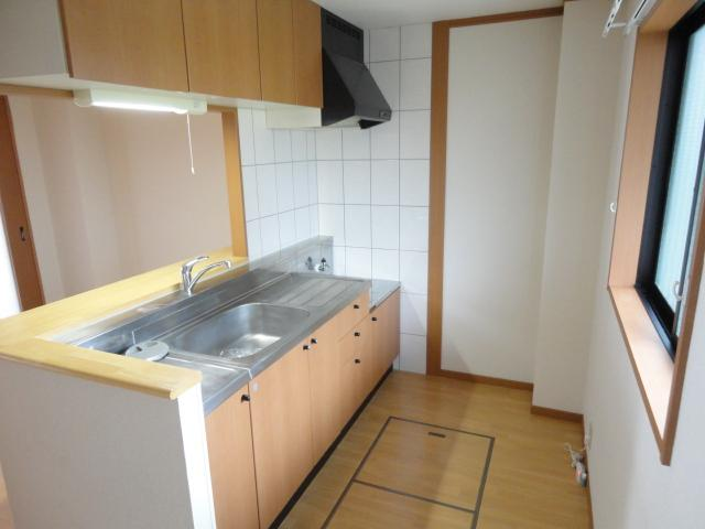 プランドール光円 103号室のキッチン