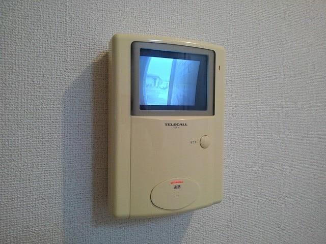 ラ・ボーレA 02020号室のセキュリティ