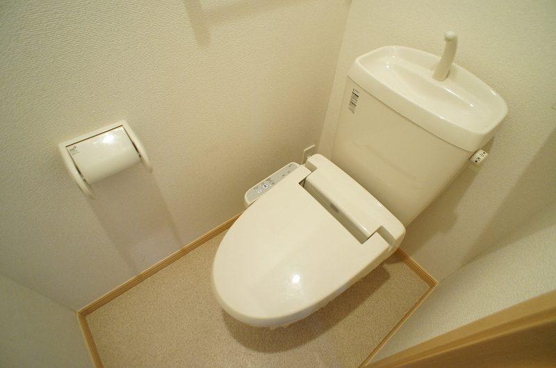 シェーネA 01010号室のトイレ