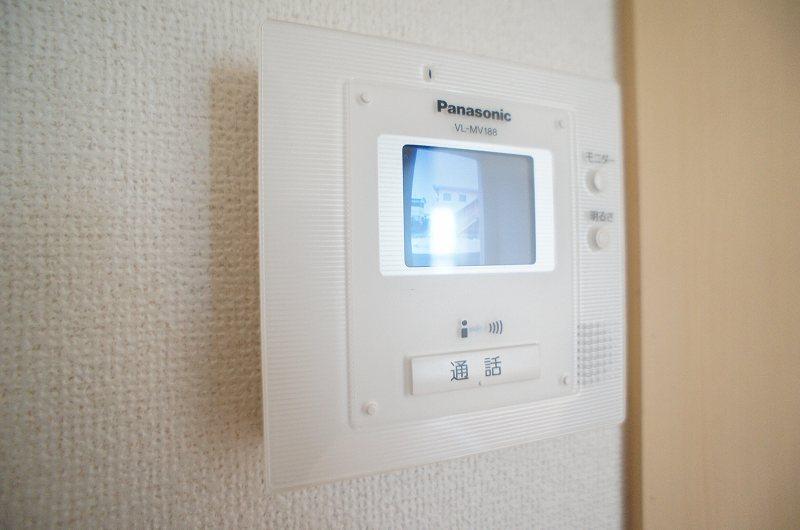 シェーネA 01010号室のセキュリティ