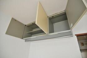 メゾン・ド・パルティ 0205号室の収納