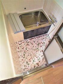 ふじ荘 103号室の風呂