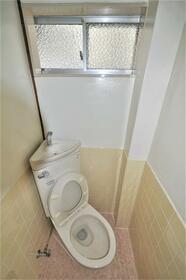 ふじ荘 103号室のトイレ