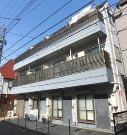 メリディアン笹塚 303号室の外観