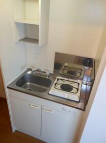 ガーラ笹塚駅前 506号室のキッチン