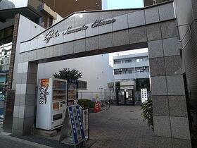 ガーラ笹塚駅前 506号室のエントランス