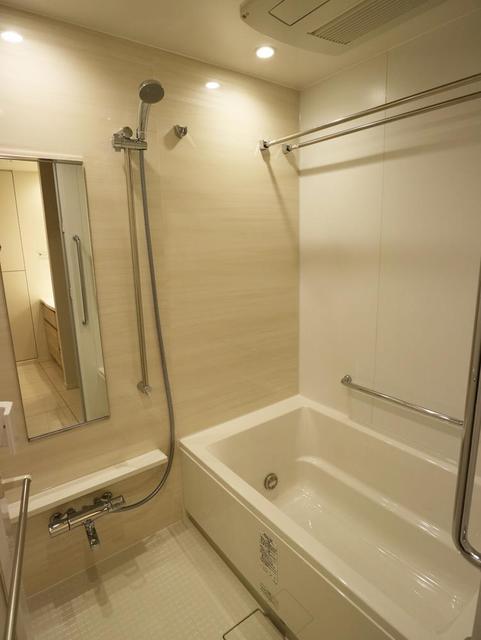 THE COURT 神宮外苑 526号室の風呂