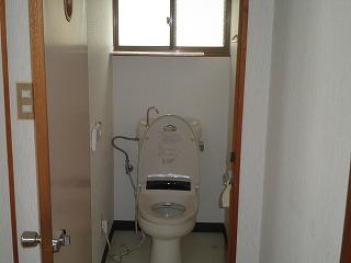メゾン宮川 3号室のトイレ