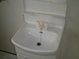 メゾン宮川 3号室の洗面所
