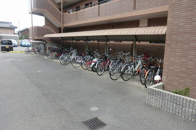 SOLE善明 2D号室のリビング