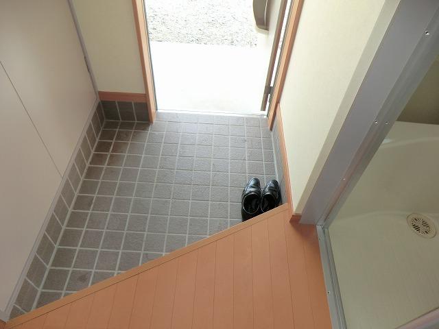 レークハヤⅢ 101号室の洗面所