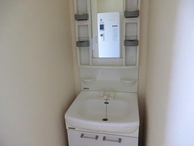 レークハヤⅢ 101号室の風呂