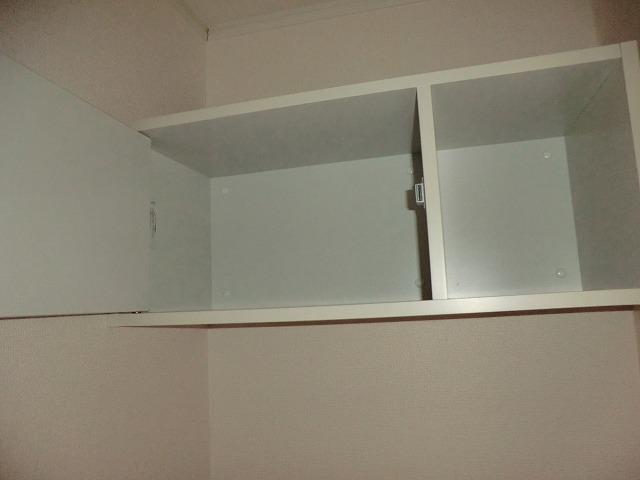 クラーベル志貴 02020号室のトイレ