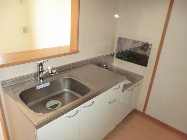 クラーベル志貴 02020号室のキッチン
