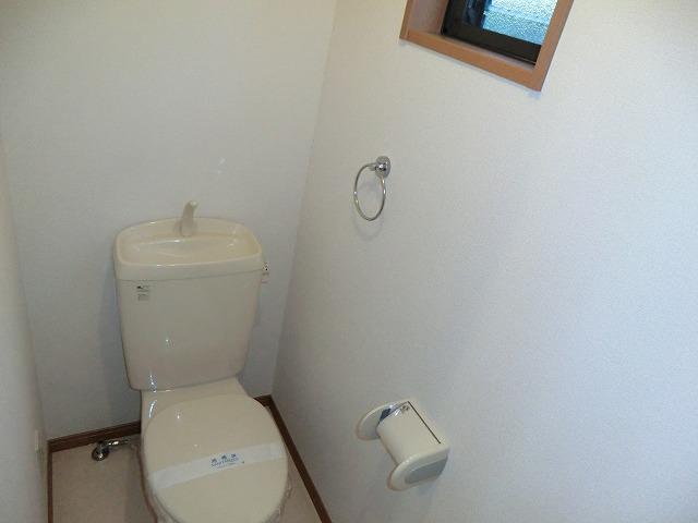 ルミエール清Aのトイレ