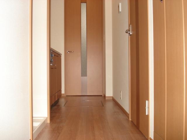コンフォール三宅 101号室の景色