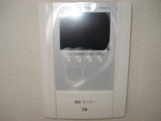 コンフォール三宅 101号室のセキュリティ