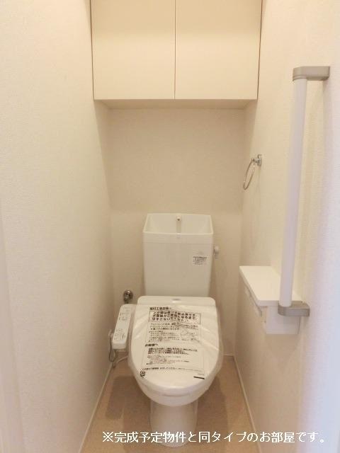 グランメゾン碧 02030号室のトイレ