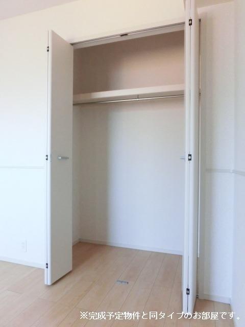 グランメゾン碧 02030号室の収納