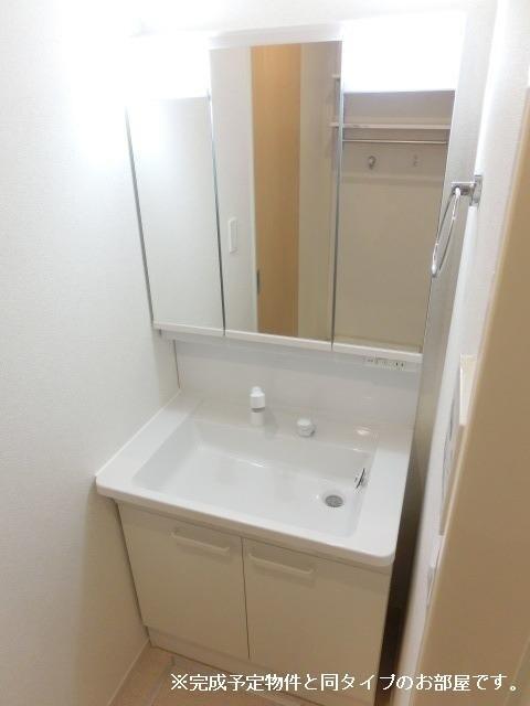 グランメゾン碧 02030号室の洗面所