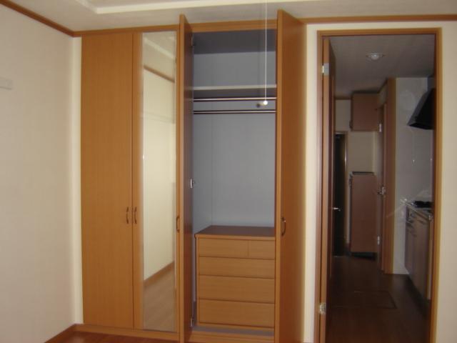 アイフレンド・M 202号室の設備