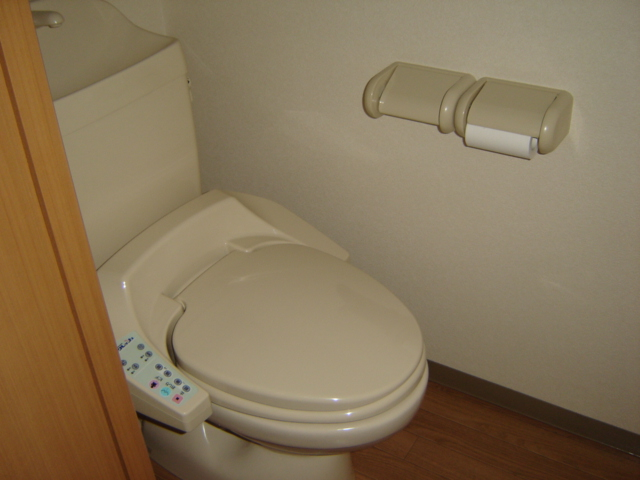 アイフレンド・M 202号室のトイレ